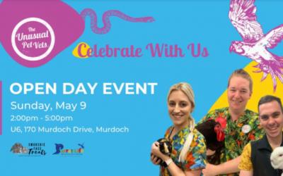 Open Day Event – UPV Murdoch